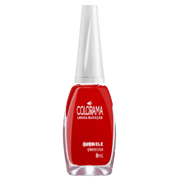 ESMALTE COLORAMA CREMOSO GABRIELE 8ML