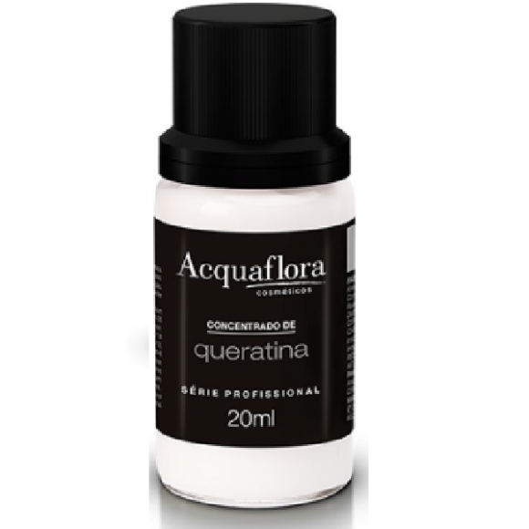 CONCENTRADO DE QUERATINA ACQUAFLORA 20ML