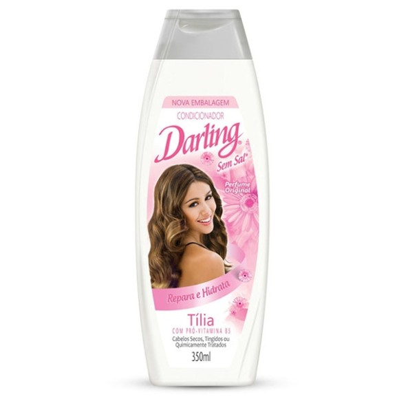 CONDICIONADOR DARLING TÍLIA 350ML