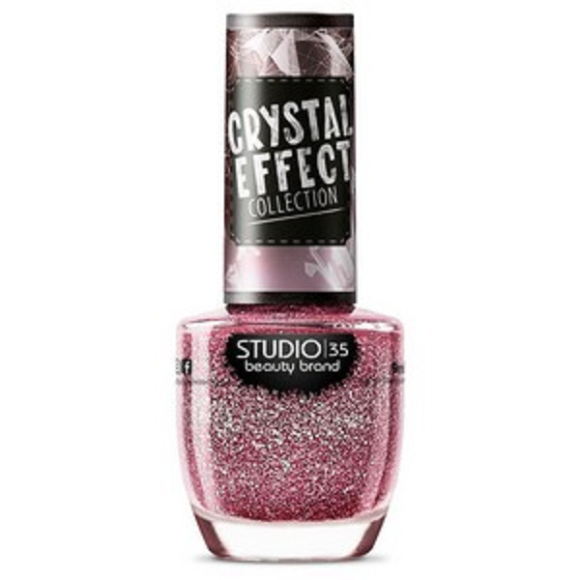 ESMALTE STUDIO 35 CRYSTAL EFFECT FADA MADRINHA 09ML