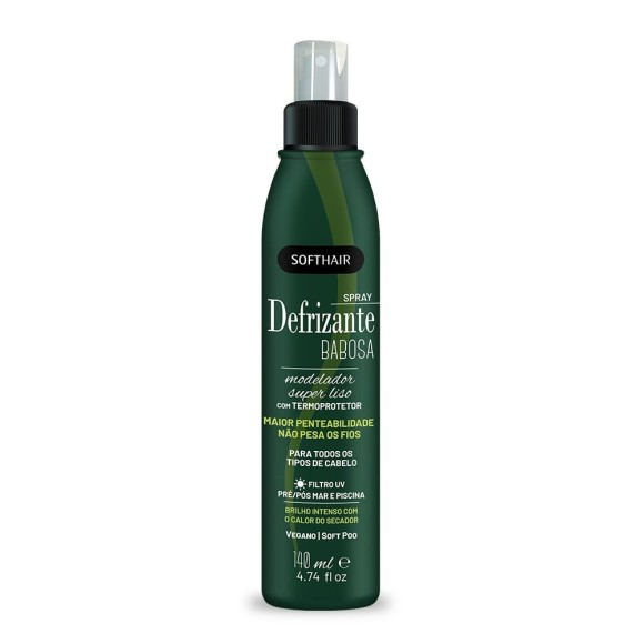 DEFRIZANTE SOFT HAIR BABOSA SPRAY 140ML